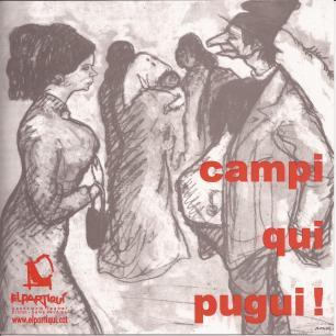 Campi qui pugui! (i el casament d'en Tarregada), de J.Vallmitjana (Març 2010)
