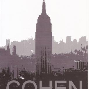 Paseando por Manhattan, de Leonard Cohen (Novembre 2010)