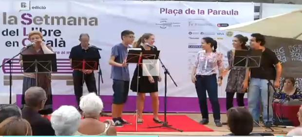 Setmana del llibre en català 2013
